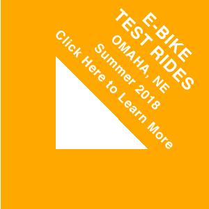 Omaha e-Bike Test Rides